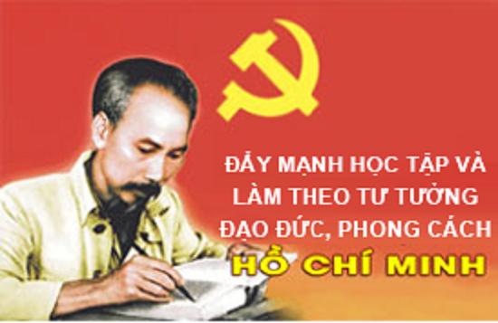 Sinh hoạt chuyên đề học tập và làm theo tư tưởng, đạo đức, phong cách Hồ Chí Minh năm 2019